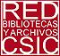 logo bibliotecas CSIC